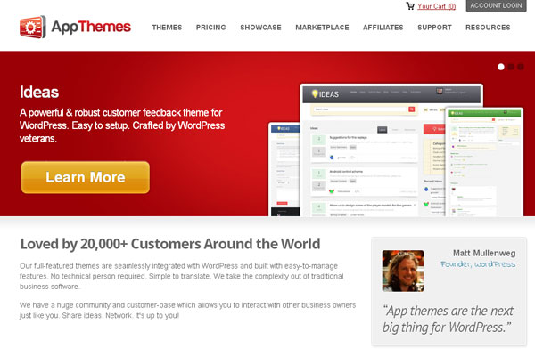 Ultimate Collection of Best Premium WordPress Theme Store