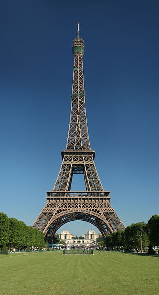 20 Tallest Towers in the World